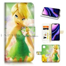 ( For iPhone 11 ) Wallet Flip Case Cover PB21063 Tinkerbell