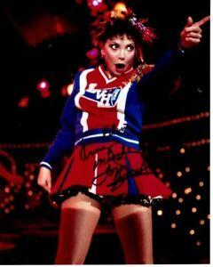 TONI BASIL Signed MICKEY CHEERLEADER Photo w/ Hologram COA GREAT CONTENT