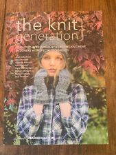 Rowan The Knit Generation Sarah Hatton 15 Knitted Accessories by 8 Designers