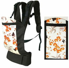 Beco Butterfly 2 Baby Carrier|Sling Wrap Newborn Insert |Red Flower