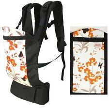 Beco Butterfly 2 Baby Carrier|Sling Wrap Newborn Insert |Red Flower