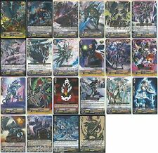 Cardfight!! Vanguard Shadow Paladin Upgrade Kit English with Trigger Holo