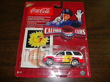 Coca-Cola---Calendar Car---1:64 Scale Diecast---2003 Cadillac Escalade---2005