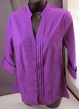 East 5th, Small Bright Violet Top, New with Tags