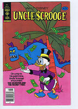 Uncle Scrooge #164 Gold Key 1979