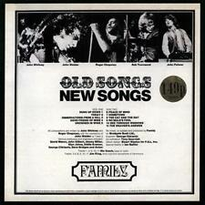 Family - Old Songs New Songs (Limited Edition) [Vinyl LP] - NEU