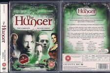 THE HUNGER COMPLETE SERIES TWO DAVID BOWIE GIOVANNI RIBISI NEW 4 DVD SET UK R2