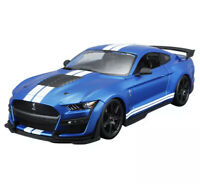 Maisto 2020 Ford Mustang Shelby GT500 1:18 Special Edition New In Box #31388