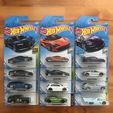 Hot Wheels Bugatti Audi McLaren Mercedes Benz Porsche Lot (12)