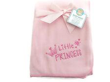 Baby Wrap/Blanket Color Pink Wording Little Princess 890