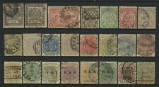 Transvaal Collection 23 Stamps Used