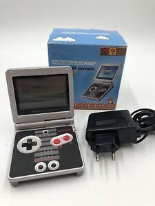 Nintendo Game Boy Advance SP Classic NES Edition Ovp