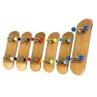 Mini Finger Board Toy Skateboard Kids Skate Gift Children Fingerboard Boy