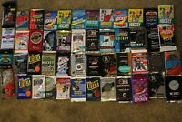 ESTATE LIQUIDATION- Lot of 100 Vintage Unopened HOCKEY Cards In Packs