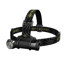 NiteCore HC30 LED Linterna Luz Frente Linterna Lámpara Cabeza 1000 Lumen