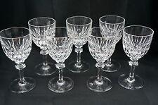 "Gorham Althea (7) Wine Glasses, 6"""