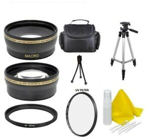 Accessory Pro Series Kit for Canon Vixia HF R800, HF R82, HF R80