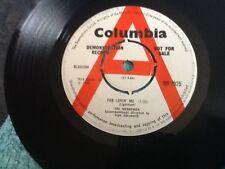 """THE  MERRYMEN., FOR LOVIN' ME / GIRL NEXT DOOR.  7""""vinyl ,  demo record"""
