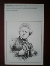 POSTCARD ROYAL MAIL HENRY COLE - ASSISTANT TO ROWLAND HILL 1839-42