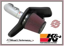 K&N 69 Series Silver Typhoon Air Intake System 11-14 Chevy Cruze 1.8L L4