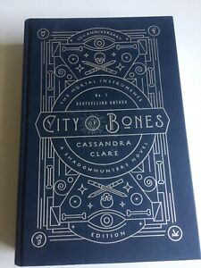 The Mortal Instruments 1: City of Bones by Cassandra Clare (Hardcover, 2017)