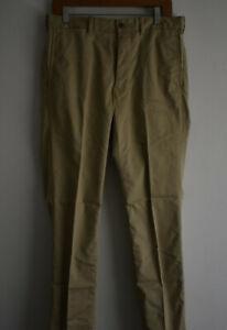 Polo Golf Men's Size 30/32 Tan 53% Cotton 43% Polyester 4% Elastane Pants