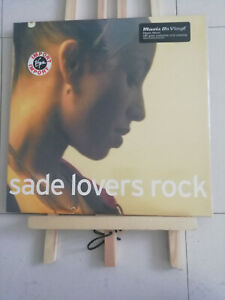 """Sade """"Lovers Rock"""" Vinyle 2010, 1X33T, 180g, Import Uk, Album Neuf et Scellé"""