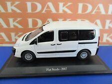Die cast 1/43 Modellino Auto Fiat Scudo 2007