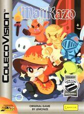 MAJIKAZO for Colecovision / ADAM Cart.  NEW / CIB, SUPER GAME MODULE REQ'D