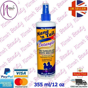 Mane 'n Tail Detangler Spray 355 ml
