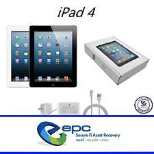 "Apple iPad 4th Gen A1458 Wi-Fi 16GB Black 9.7"" MD510LL/A - Milled Case"