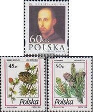 Polen 3525,3530-3531 (compleet Kwestie) gestempeld 1995 Heilige. Johannes van Go