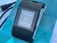 Fitbit Surge Activity Tracker Smart Watch Fitness Monitor Black Smart Bracelet
