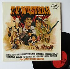 "Vinyle 33T Geoff Love and his Orchestra  ""T.V. western themes"""