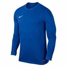 Ropa deportiva de hombre azul Nike de poliéster