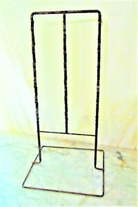 lot of 3~ 1950's~Clip Snack Rack~Counter Top&Hanging Display Potato Chip Bags