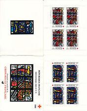 C+ 81 - TIMBRE DE FRANCE CARNET CROIX-ROUGE 1981 NEUF**