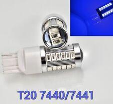 T20 7440 7441 12V 33SMD Blue LED Light Reverse Backup M1 For Acura Honda MAR