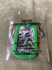 Target Exclusive Lego Ninjago movie Dog Tag 06/2017. Limited Ed. New in package