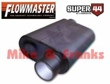 Flowmaster Super 44 Uni Auspuff Schalldämpfer Chevrolet Dodge Jeep Ford Plymouth