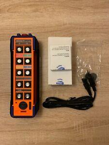 NEW HBC RADIOMATIC MICRON 5 Operator Radio Remote Control  Transmitter