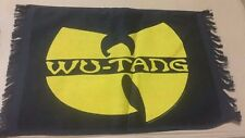 Vintage Wu-Tang Clan Forever Towel 2010 Rap Hip Hop Rza Raekwon Ghostface ODB