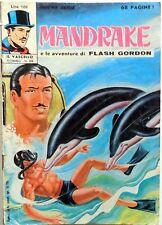 NUOVA SERIE MANDRAKE IL VASCELLO N.30 1972 CON FLASH GORDON