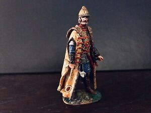 Russian Handpainted Tin Soldier