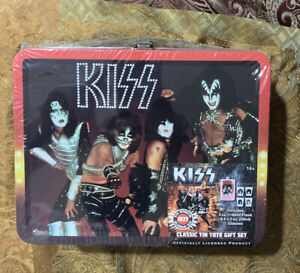 Kiss Memorabilia Lunchbox Exclusive Edition