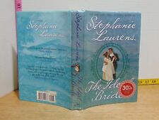 The Ideal Bride by Stephanie Laurens (2004, Hardcover) 1st/1st