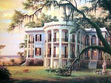 Southern Heritage lll Nottoway Plantation by RC Davis Signed & Numbered