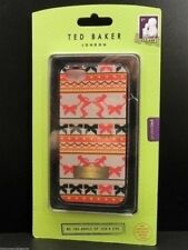 Ted Baker Fair Isle Skater iPhone 5 Hardcase Cell Phone Cover New In Box