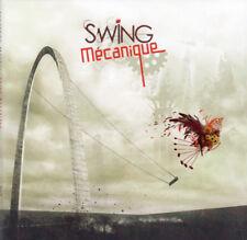Jonathan Mathis - Swing mécanique - CD NEUF