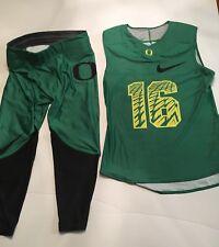 NIKE Oregon Ducks Uniform Top/Pants DIGITAL VAPOR SPEED LITE TOP